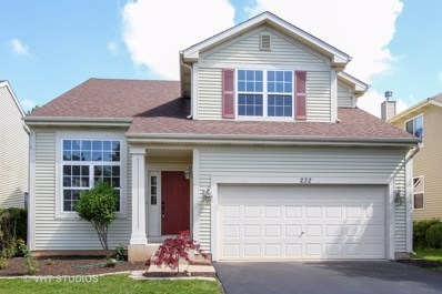 232 S Cornerstone Drive, Volo, IL 60020 - MLS#: 10155424