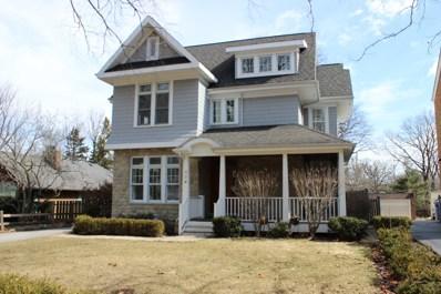 439 N Garfield Avenue, Hinsdale, IL 60521 - #: 10155434