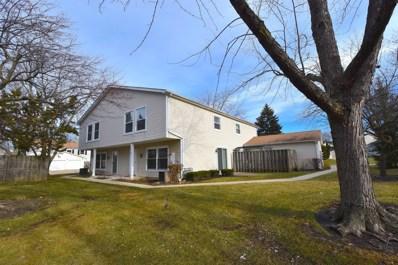1195 E Candlenut Lane UNIT 29C, Palatine, IL 60074 - #: 10155443