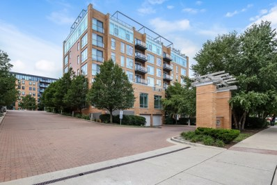 1740 Oak Avenue UNIT 602A, Evanston, IL 60201 - MLS#: 10155455