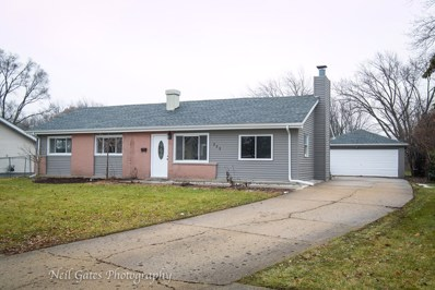 235 W Thacker Street, Hoffman Estates, IL 60169 - #: 10155575