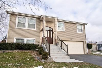 237 Gingerbrook Lane, Bartlett, IL 60103 - #: 10155627