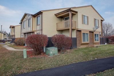 4 Fernwood Drive UNIT G, Bolingbrook, IL 60440 - MLS#: 10155903
