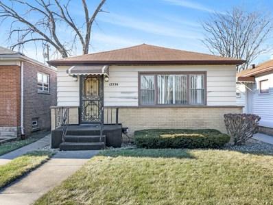 12536 S Wood Street, Calumet Park, IL 60827 - #: 10155933