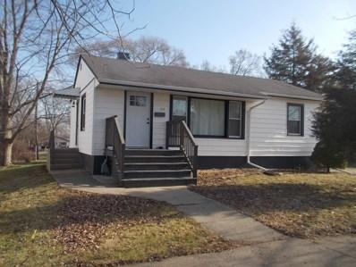 3315 Wallace Avenue, Steger, IL 60475 - MLS#: 10156067