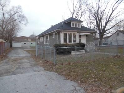 14760 S Cleveland Avenue, Posen, IL 60469 - MLS#: 10156097