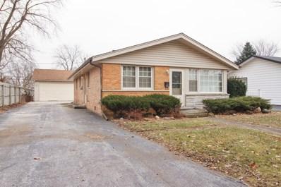 3525 Wallace Avenue, Steger, IL 60475 - MLS#: 10156420