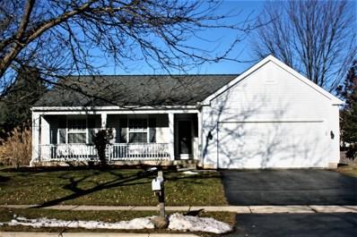 161 Prairie Ridge Drive, Woodstock, IL 60098 - #: 10156532