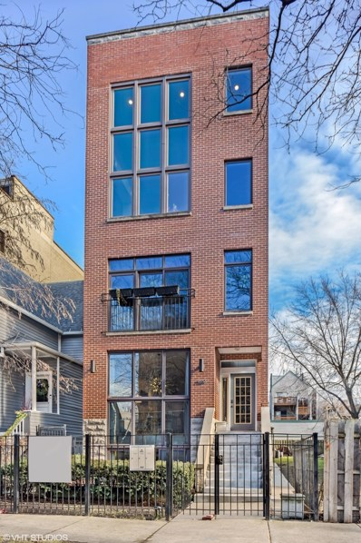 1633 N Oakley Avenue UNIT 1, Chicago, IL 60647 - #: 10156700