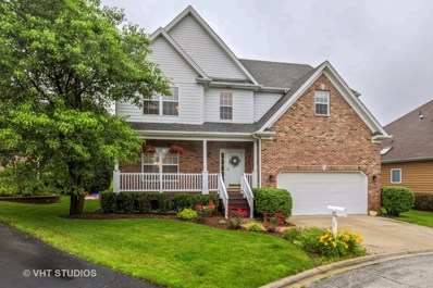 17 Park Place Circle, Hawthorn Woods, IL 60047 - MLS#: 10156977