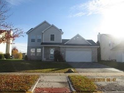 25621 S Jonquil Lane, Monee, IL 60449 - MLS#: 10157152