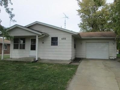 469 E 2nd Street, Herscher, IL 60941 - MLS#: 10157165