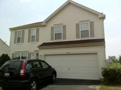 922 Honeysuckle Lane, Aurora, IL 60506 - #: 10157454