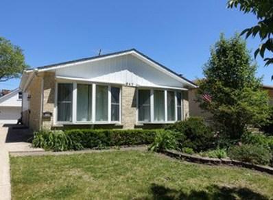 947 S Fern Avenue, Elmhurst, IL 60126 - #: 10157865