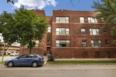 4641 N Campbell Avenue UNIT 3, Chicago, IL 60625 - #: 10158093