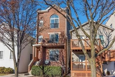 1340 W Hubbard Street UNIT 3, Chicago, IL 60642 - #: 10158238