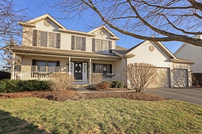 1263 Amber Court, Woodstock, IL 60098 - #: 10158264