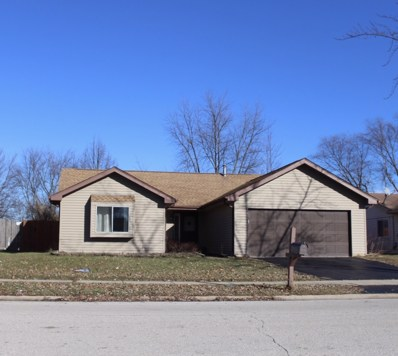 1060 Norwood Lane, Aurora, IL 60504 - #: 10158355