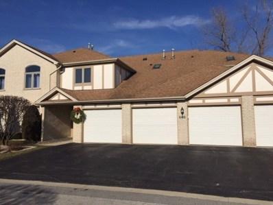 6410 Pine Trail Lane UNIT 1, Tinley Park, IL 60477 - MLS#: 10158640