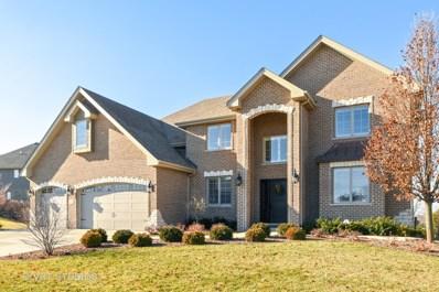 22846 Sara Springs Drive, Frankfort, IL 60423 - MLS#: 10158857