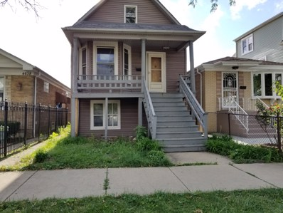 4640 N Harding Avenue, Chicago, IL 60625 - MLS#: 10159007