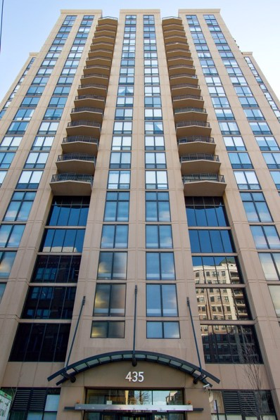 435 W Erie Street UNIT 1708, Chicago, IL 60654 - #: 10159089