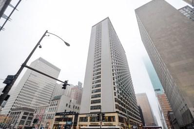 535 N Michigan Avenue UNIT 1403, Chicago, IL 60611 - #: 10159183