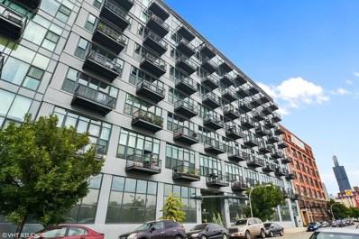 1224 W Van Buren Street UNIT 709, Chicago, IL 60607 - MLS#: 10159227