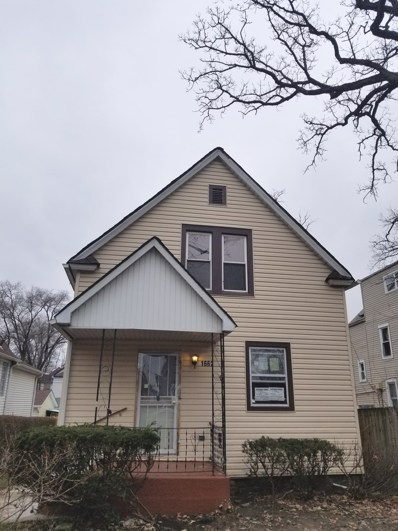 1662 Thorn Street, Chicago Heights, IL 60411 - MLS#: 10159234