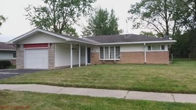 353 Westgate Drive, Park Forest, IL 60466 - MLS#: 10159334