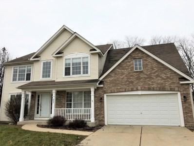 341 Whitewater Lane, Oswego, IL 60543 - #: 10159500