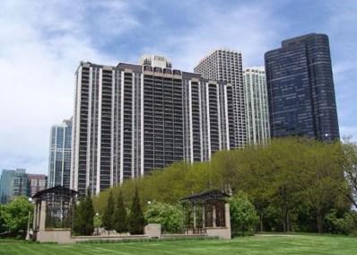 400 E Randolph Street UNIT 3809, Chicago, IL 60601 - MLS#: 10159890
