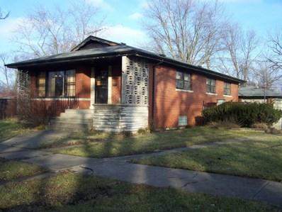 14931 Parkside Avenue, Harvey, IL 60426 - #: 10160094