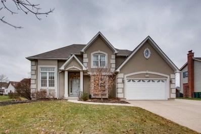 16148 Chablis Lane, Plainfield, IL 60586 - #: 10160137