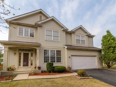 1486 Schafer Avenue, Bolingbrook, IL 60490 - #: 10160192