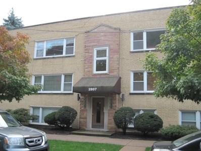 2807 W Berteau Avenue UNIT 1E, Chicago, IL 60618 - #: 10160195