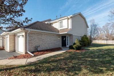 358 Lakeview Circle UNIT 0, Bolingbrook, IL 60440 - MLS#: 10160217