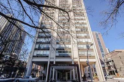 70 W Burton Place UNIT 1407, Chicago, IL 60610 - #: 10160238