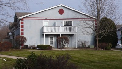1141 Greenwood Circle UNIT 7F, Woodstock, IL 60098 - #: 10160289