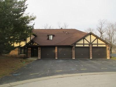 1402 Princeton Court UNIT A, Wheaton, IL 60189 - MLS#: 10160330