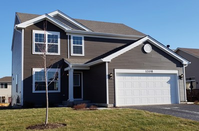 1208 Clearspring Trail, Joliet, IL 60431 - MLS#: 10160351