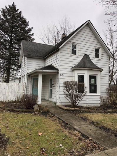 216 S Maple Street, Momence, IL 60954 - MLS#: 10160449