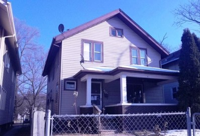 615 N Rockton Avenue, Rockford, IL 61103 - #: 10160790