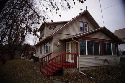 204 N Benton Street, Winnebago, IL 61088 - #: 10160818