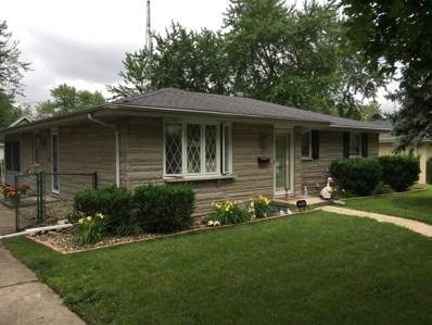 2502 W Glenwood Avenue, Joliet, IL 60435 - MLS#: 10160847