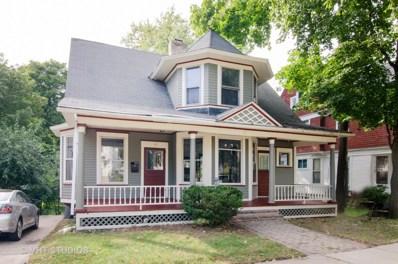 16 Hill Avenue, Elgin, IL 60120 - #: 10161078