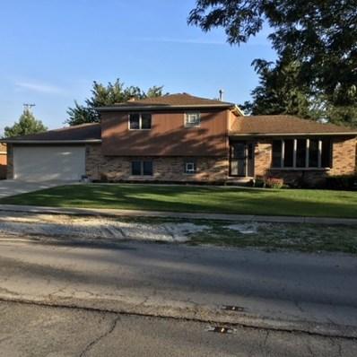 5342 W Court Street, Monee, IL 60449 - MLS#: 10161092