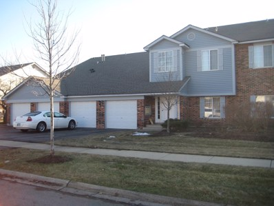 1741 Chesapeake Lane UNIT 2, Schaumburg, IL 60193 - #: 10161305