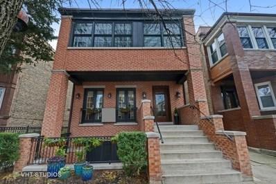 1641 W Winona Street UNIT A, Chicago, IL 60640 - #: 10161327
