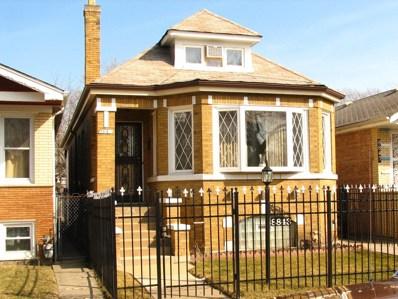 8843 S Hermitage Avenue, Chicago, IL 60620 - #: 10161365
